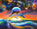 Buy Dolphin Universe at AllPosters.com