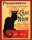 Tournee du Chat Noir, c.1896 Mini Poster