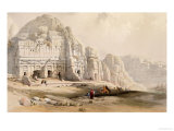 Petra, March 8th, 1839
