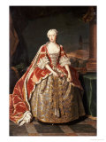 Portrait of Augusta, Princess of Wales (1719-1772)