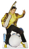 Elvis Presley - Drums Lifesize Standup Stand Up