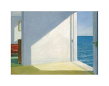 Rooms by the Sea Art Print