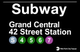 Subway Grand Central 42 Street Station