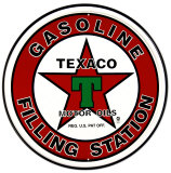 Texaco Filling Station