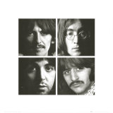 The Beatles - The White Album Art Print