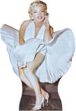 Marilyn Monroe 7 year Itch Lifesize Standup Poster