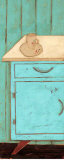 Side Table I Art Print