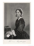 Florence Nightingale Nurse Hospital Reformer Philanthropist