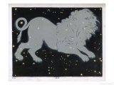 The Constellation of Leo the Lion