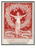 A Garland for May Day, 1895 Gicl�e-Druck