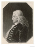Henry Fielding English Novelist and Magistrate Giclee Print