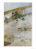 Buy French Spad Aircraft on Patrol at AllPosters.com