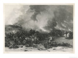 Battle of Naseby Despite a Fine Charge by Prince Rupert's Cavalry Cromwell Giclee Print