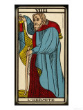 Buy Tarot: 9 L'Hermite at AllPosters.com