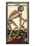 Buy Tarot: 13 La Mort, Death at AllPosters.com