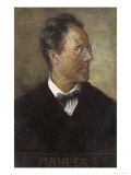 Gustav Mahler Austrian Musician
