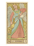 Buy Tarot: 14 La Temperance at AllPosters.com