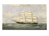 British Sailing Clipper for the China Tea Trade