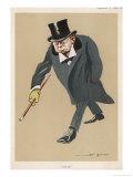 Winston Churchill British Statsman and Author