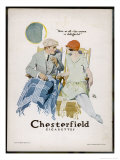 Chesterfield Cigarettes, Mind if I Smoke?