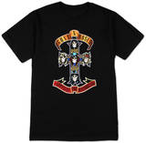Guns N Roses - Cross T-Shirt