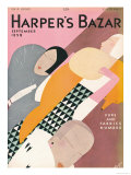 Harper's Bazaar, September 1929