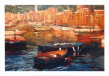 Buy Anchored Boats, Portofino at AllPosters.com