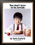 You Don't Have to Be Jewish to Love Levy's Real Jewish Rye