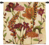 Garden Blooms Wall Tapestry
