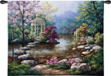 Gazebo Wall Tapestry