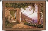 Amalfi Dai Cappuccini Wall Tapestry