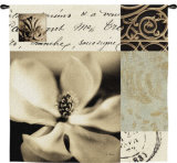 Magnolia Montage Wall Tapestry