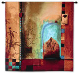Garden Ensemble Wall Tapestry