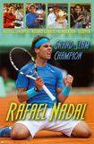Rafael Nadal Tennis Sports Poster