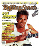 Don Johnson, Rolling Stone no. 483, September 1986