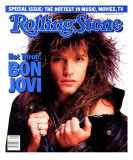 Jon Bon Jovi, Rolling Stone no. 500, May 1987