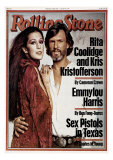 Rita Coolidge and Kris Kristopherson, Rolling Stone no. 259, February 1978
