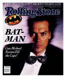 Michael Keaton, Rolling Stone no. 555, June 1989