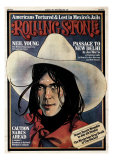 Neil Young , Rolling Stone no. 193, August 1975