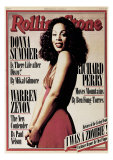 Donna Summer, Rolling Stone no. 261, March 1978 Photographic Print