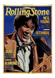 Neil Young , Rolling Stone no. 284, February 1979