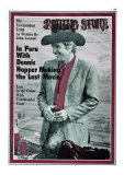 Dennis Hopper, Rolling Stone no. 56, April 1970