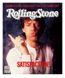 Mick Jagger, Rolling Stone no. 409, November 1983