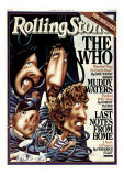 The Who, Rolling Stone no. 275, October 1978 Photographic Print