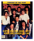 ARMs Concert, Rolling Stone no. 413, January 1984