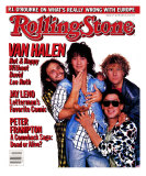 Van Halen, Rolling Stone no. 477, July 1986