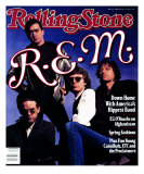 REM, Rolling Stone no. 550, April 1989