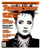 Boy George, Rolling Stone no. 481, August 1986