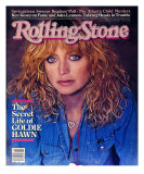 Goldie Hawn, Rolling Stone no. 338, March 1981