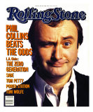 Phil Collins , Rolling Stone no. 448, May 1985